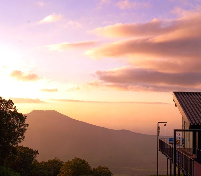 一生に一度は見るべき夕日絶景ベスト2に選出