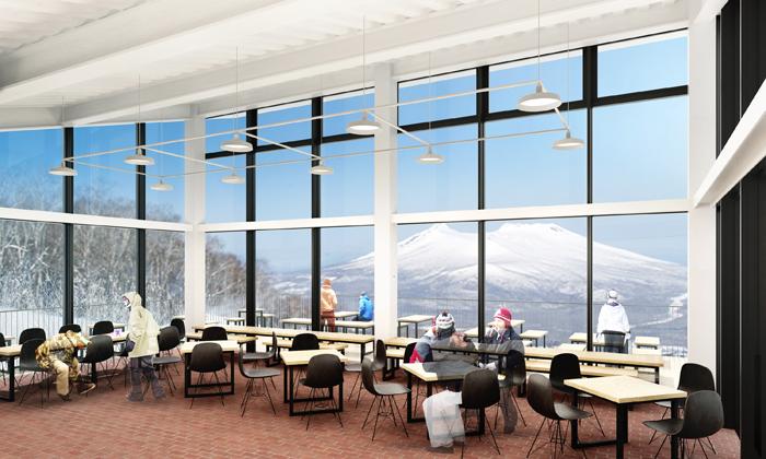 駒ケ岳を望む「PEAK CAFÉ」で働いてみませんか?