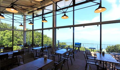 山頂カフェ PEAK CAFE